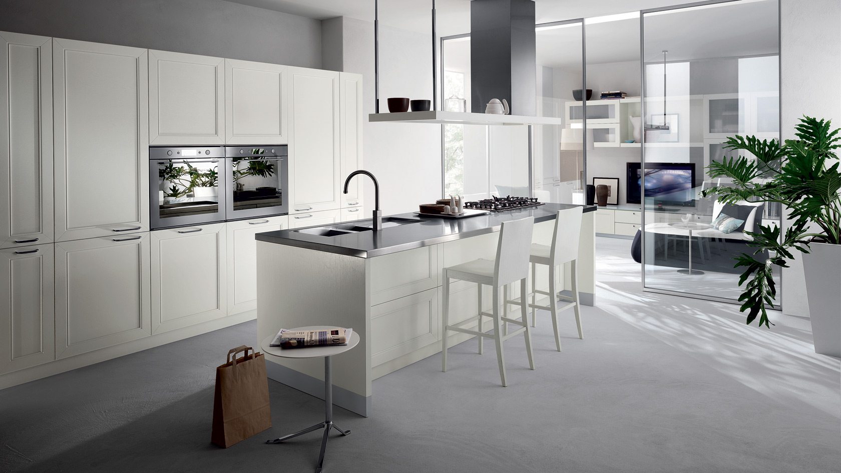 Best Cucine Moderne Con Isola Scavolini Gallery - Design & Ideas ...