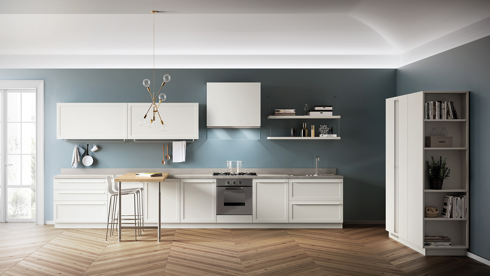 Carattere for Scavolini carattere