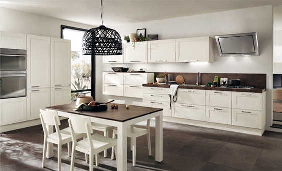 k che open offizielle scavolini website. Black Bedroom Furniture Sets. Home Design Ideas